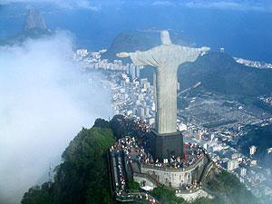 Corcovado und Zuckerhut in Rio de Janeiro