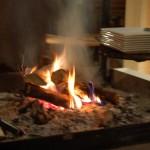 Das letzte Feuer des Tages