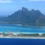 Bora Bora mit Overwater-Bungalows