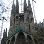 Sagrada Familia Passionsfassade