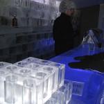 Bestellung an der Eisbar