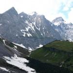 """Die """"letzten"""" Meter zur Falkenhütte"""