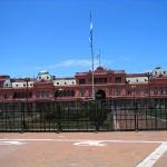 Casa Rosada: Präsidentenpalast an der Plaza de Mayo