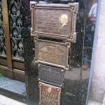 Grabstätte Eva Peron