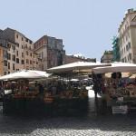 Markt am Campo dei Fiori