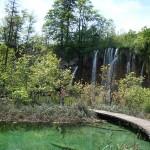 Wandersteg an den Plitwitzer Seen