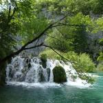 Wasserfälle bei den Plitwitzer Seen