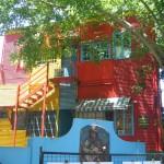 Künstler auf der El Caminito