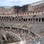 Kolosseum Innenansicht