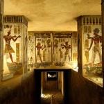 Grab von Ramses II. im Tal der Könige