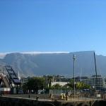 Tafelberg: die Tafel deckt sich