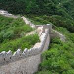 Chinesische Mauer touristisch unerschlossen