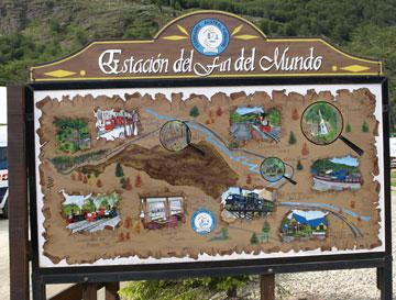 Patagonien: Station am Ende der Welt
