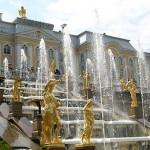 Große Kaskade vor dem Großen Palast