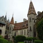 Burgund: Chateau de la Rochepot