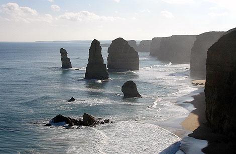 Die 12 Apostel der Great Ocean Road