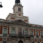 Casa de Correos in Madrid