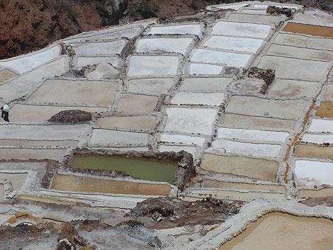 Salzbecken von Maras