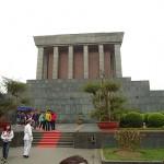 Ho-Chi-Minh Mausoleum