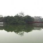 Jadeberg-Tempel im Hoam Kiem See