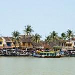 Altstadt Hafen von Hoi An