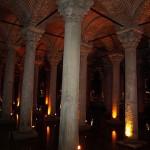 Säulen der Yerebatan Zisterne