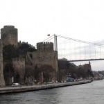 Festung Rumeli Hisarı auf der europäischen Seite
