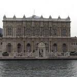 Palast am Bosporus