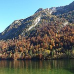 farbenfroher Königssee