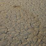 trockener Boden im Dead Vlei