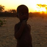 Himba Kind