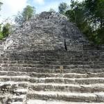 Cobá: La Iglesia Pyramide