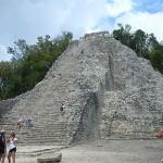 Nohoch Mul Pyramide