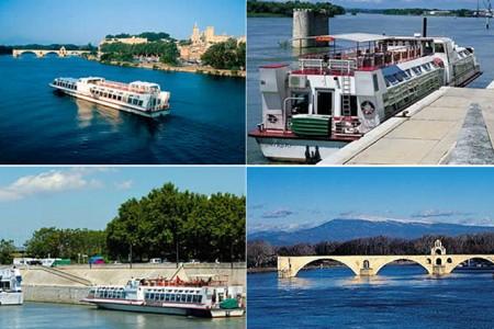 Avignon in Südfrankreich