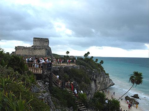 Tulum Castillo