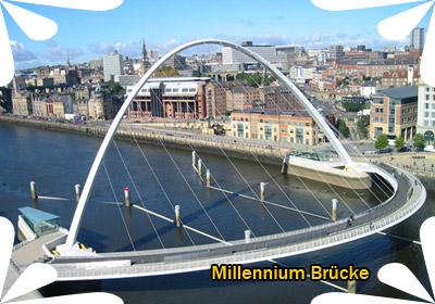 Millennium-Brucke