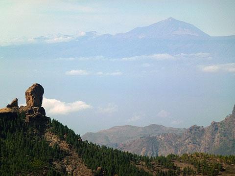 Ausblick vom Pico de las Nieves, Gran Canaria