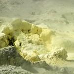 Schwefel auf White Island