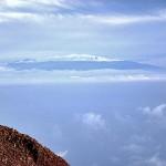 Blick auf Mauna Kea