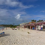 Strandbar am Darkwood Beach