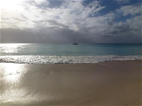 Idylle am Darkwood Beach in Antigua