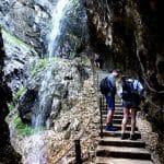 Höllentalklamm Wasserfall