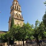Turm der Mezquita in Cordoba