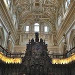 Chorgestühl der Kathedrale