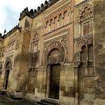 Mezquita Außenmauer