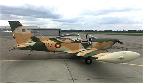 Siai Marchetti F260WL